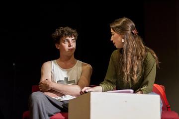 Nancy Tuñón · Jordi Oliver, escola d'actors. Mostra de teatre - 2017