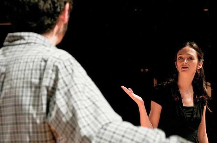 Unes polaroids explícites: Nancy Tuñón 2009