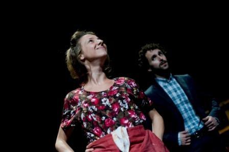 Dansa d'agost. Nancy Tuñón 2011