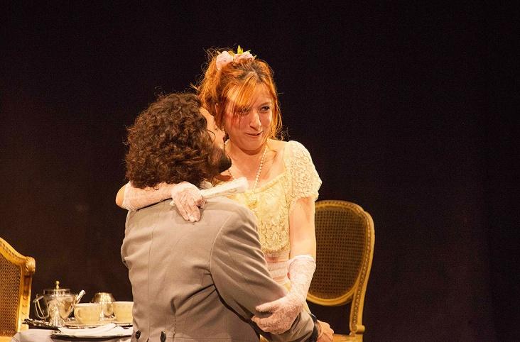 La importància de ser Frank. Nancy Tuñón, Escola d'actors 2015