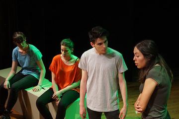 Escuela Nancy Tuñón - Muestra de teatro