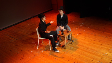 Muestra teatro para jóvenes