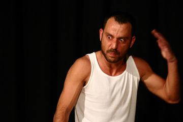 Nancy Tuñón · Jordi Oliver, escola d'actors. Mostra de teatre - 2006