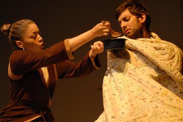 Escola Nancy Tuñón. Mostra de teatre - 2010