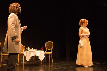 Escuela nancy Tuñón - Muestra de teatro - 2015