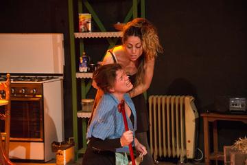 Escuela nancy Tuñón - Muestra de teatro - 2016