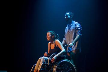 Escuela nancy Tuñón - Muestra de teatro - 2017