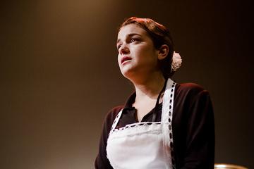 Nancy Tuñón, escola d'actors: Classe de teatre d'alumnes del Pla de formació