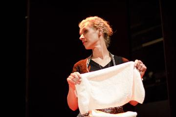 Nancy Tuñón, escola d'actors: Mostra de teatre d'alumnes del Pla de formació