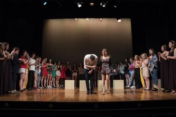 Escuela Nancy Tuñón - Jóvenes - Muestra de teatro