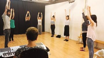 Escola Nancy Tuñón - Interpretació de cançons