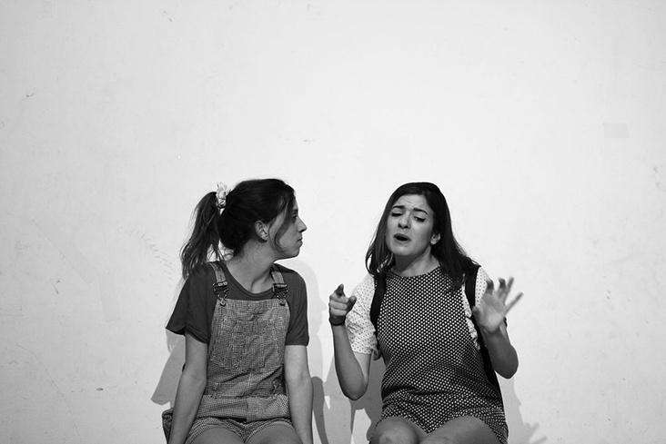 Trànsits. Nancy Tuñón, Escola d'actors 2016