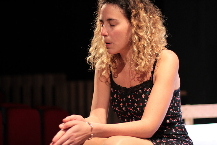 Trànsits. Nancy Tuñón, Escola d'actors 2016
