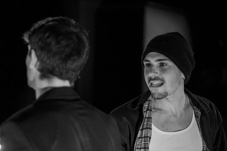 In & Out - Mostra de 3r del Pla de Formació de l'Actor 2018