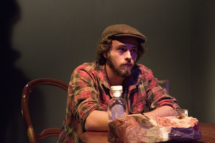 D'amor i de mort - M - Mostra de 3r del Pla de Formació de l'Actor 2019