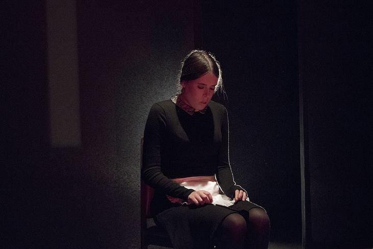 D'amor i de mort - N - Muestra de 3º del Plan de Formación del Actor 2019