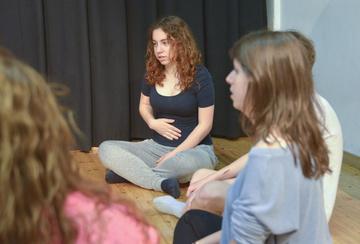 Escuela Nancy Tuñón - Jóvenes - Clase