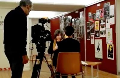Nancy Tuñon entrevistada por TV3