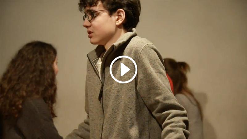 Cursos de teatre per a joves